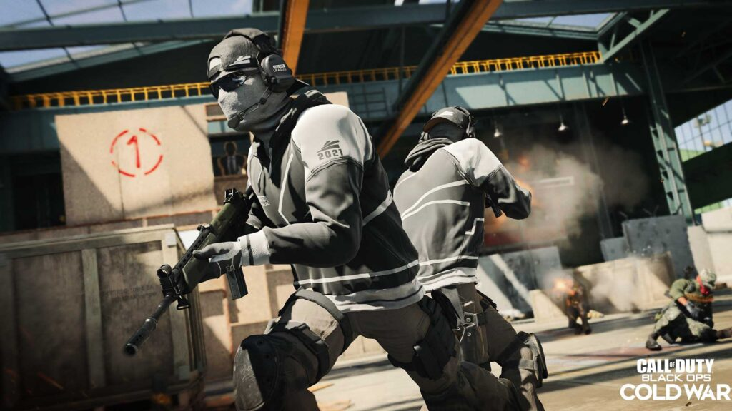 Call Of Duty Black Ops Cold War San Valentino