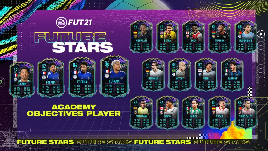 Fofana Future Stars Academy - Fifa 21 Ultimate Team