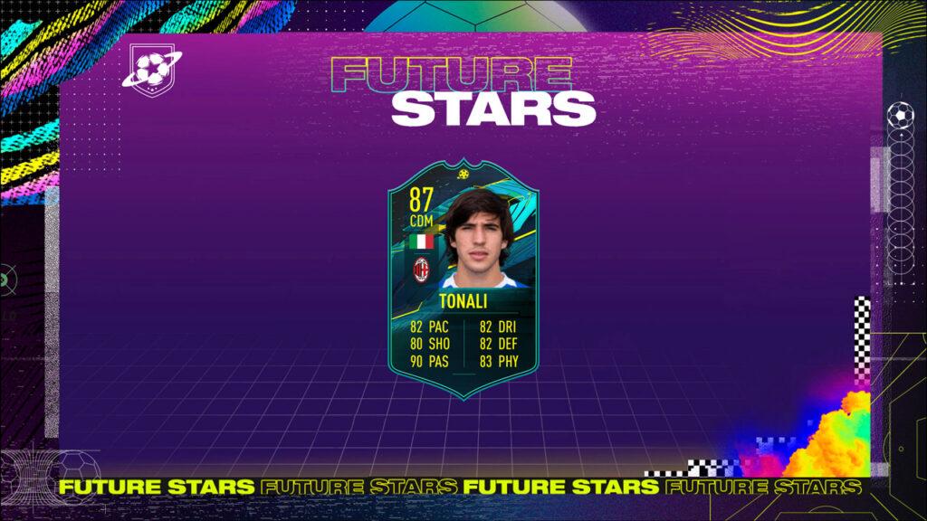 Tonali Future Stars FIFA 21 Ultimate Team
