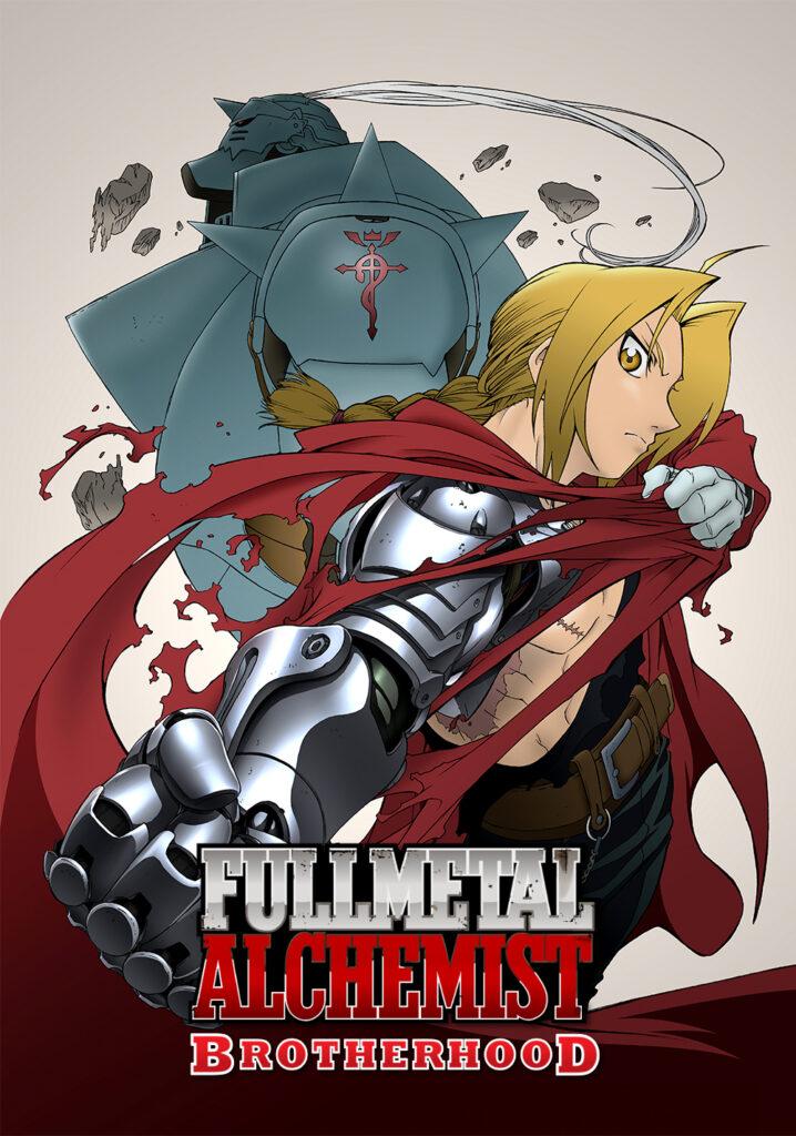 Fullmetal alchemist Black Clover Anime