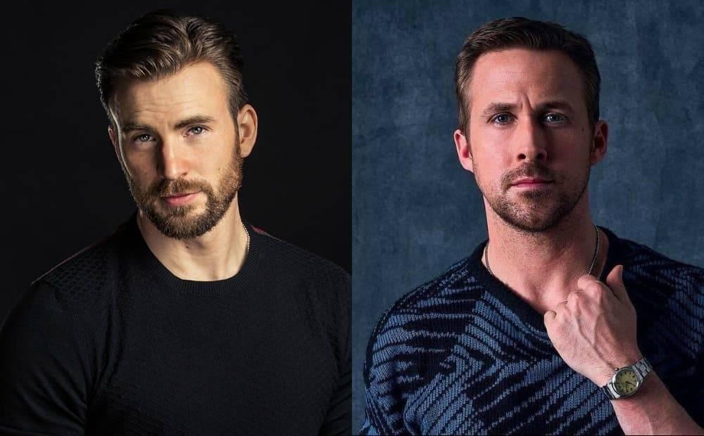 The Grey Man - Ryan Gosling e Chris Evans
