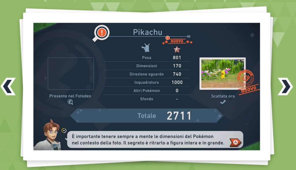 New Pokémon Snap Nintendo Switch Esclusiva
