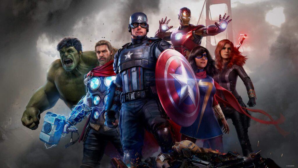 Marvel's Avengers new update