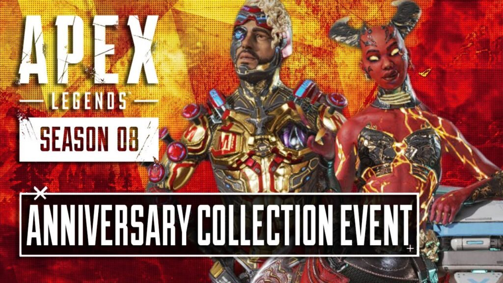 Apex Legends: Evento Anniversary Collection