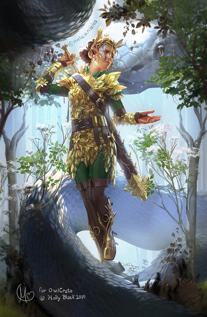 La regina del nulla