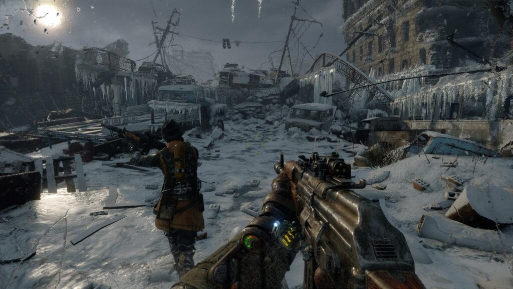 Metro Exodus Enhanced Edition aggiornamento PlayStation 5 Metro Exodus