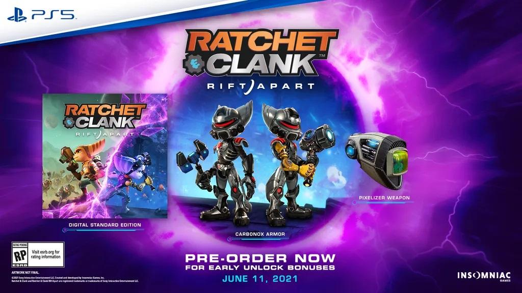 Ratchet & Clank: Rift Apart Deluxe