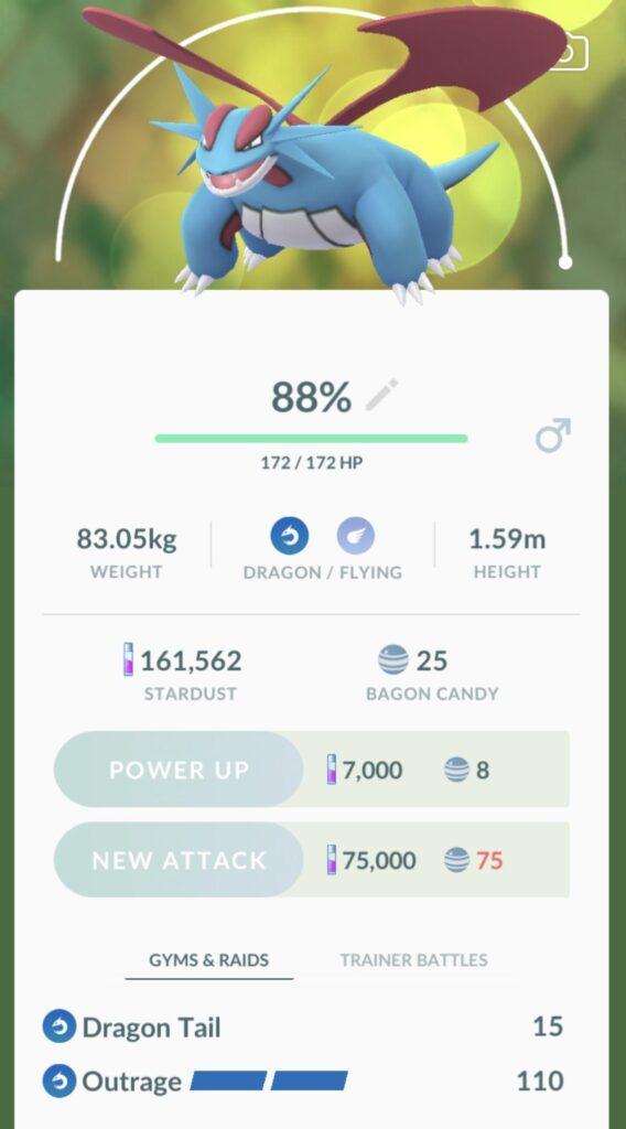 Pokémon GO Salamance
