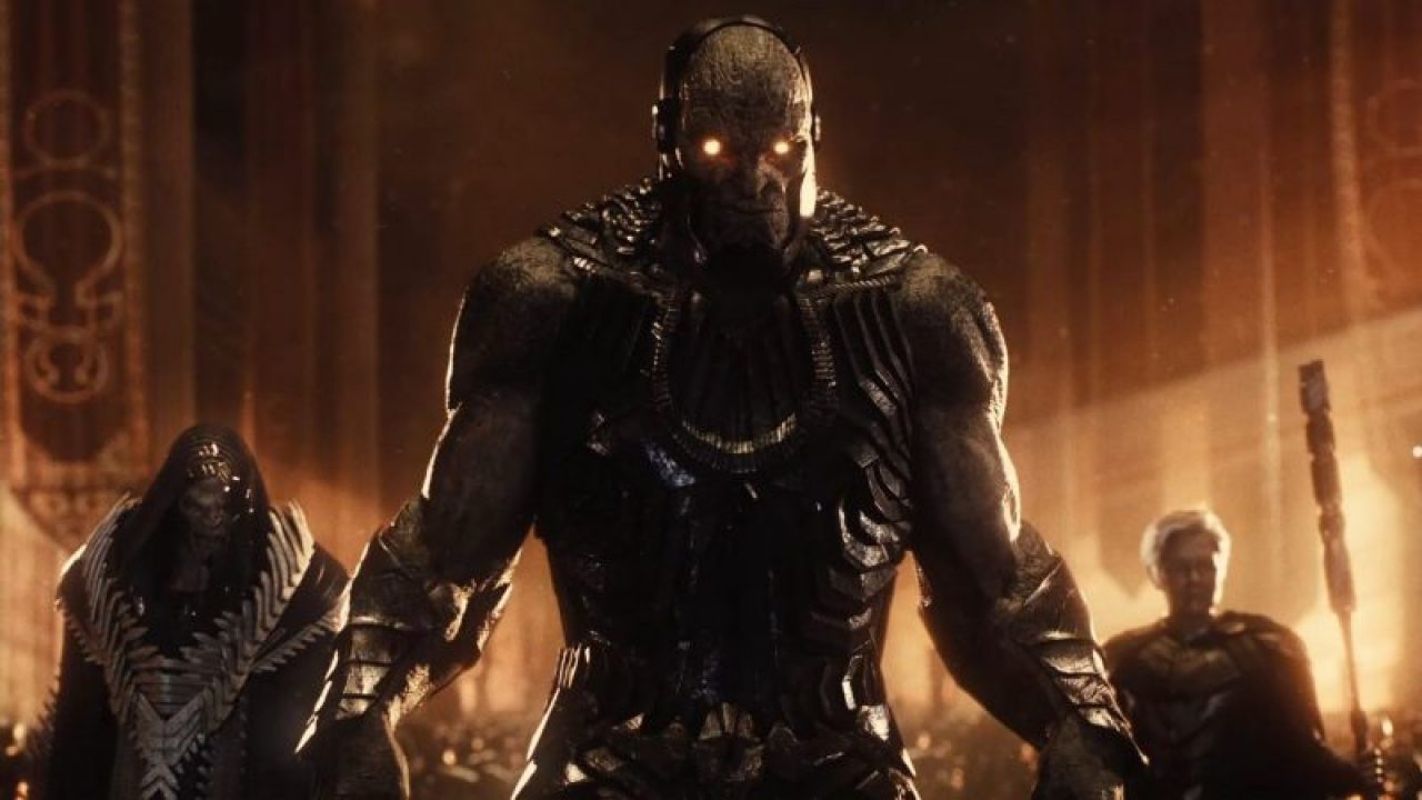 Snyder Cut teaser Justice League