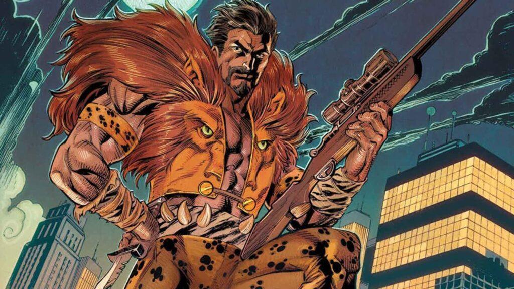 Keanu Reeves rifiuta il ruolo di Kraven the Hunter