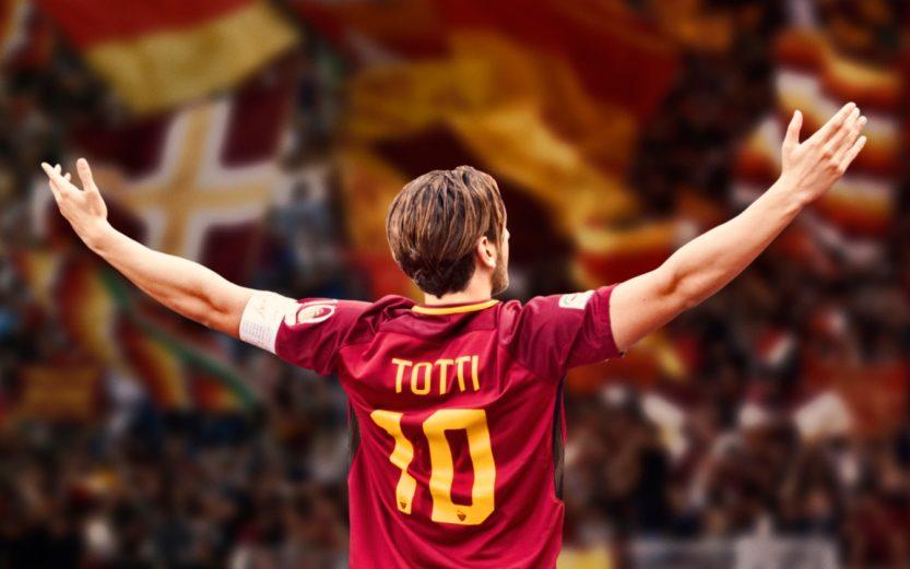 Speravo de' morì prima - Francesco Totti - Sky