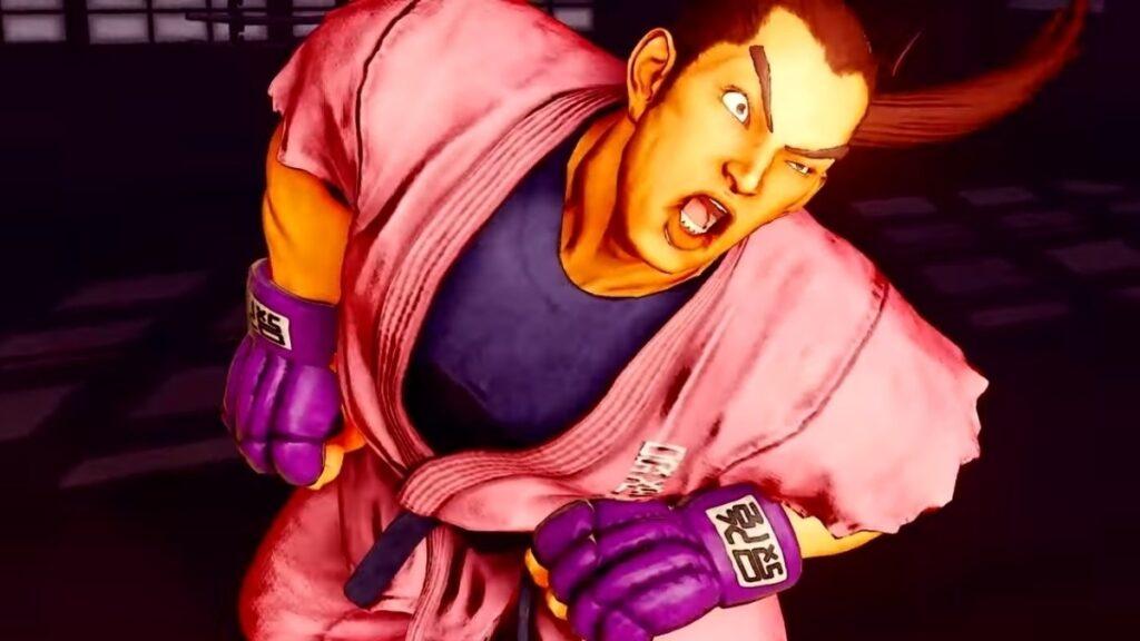 Street Fighter V Anniversario - Dan Hibiki - V-Shift