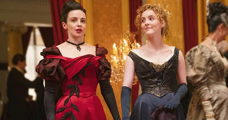Laura Donnelly e Ann Skelly in una foto di The Nevers