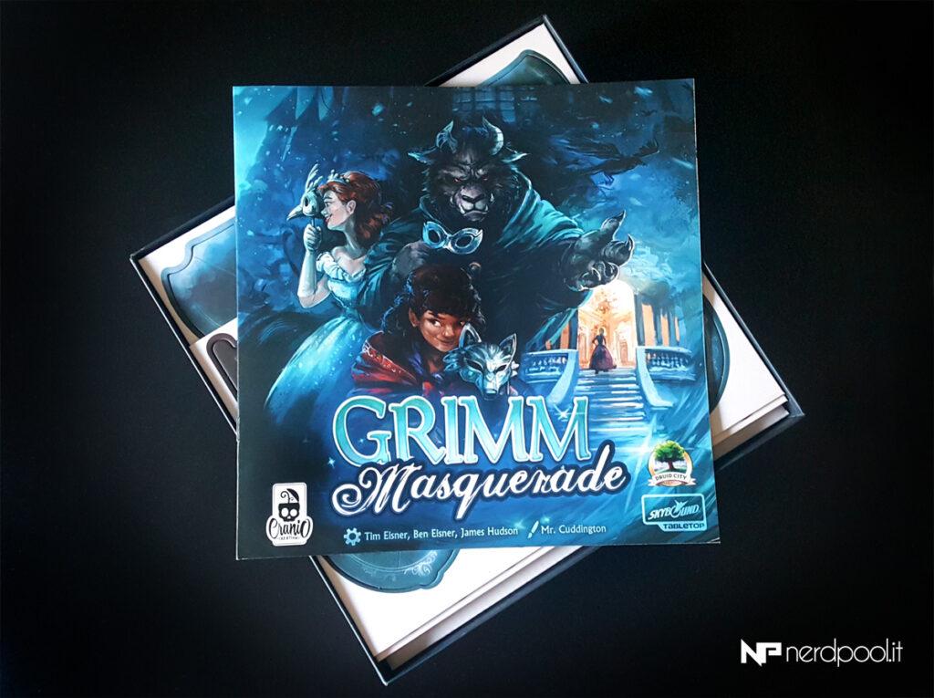 Manuale di Grimm Masquerade