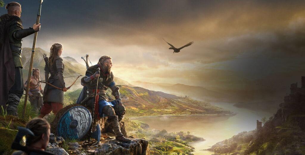 Assassin's Creed Valhalla: come sbloccare il compagno lupo