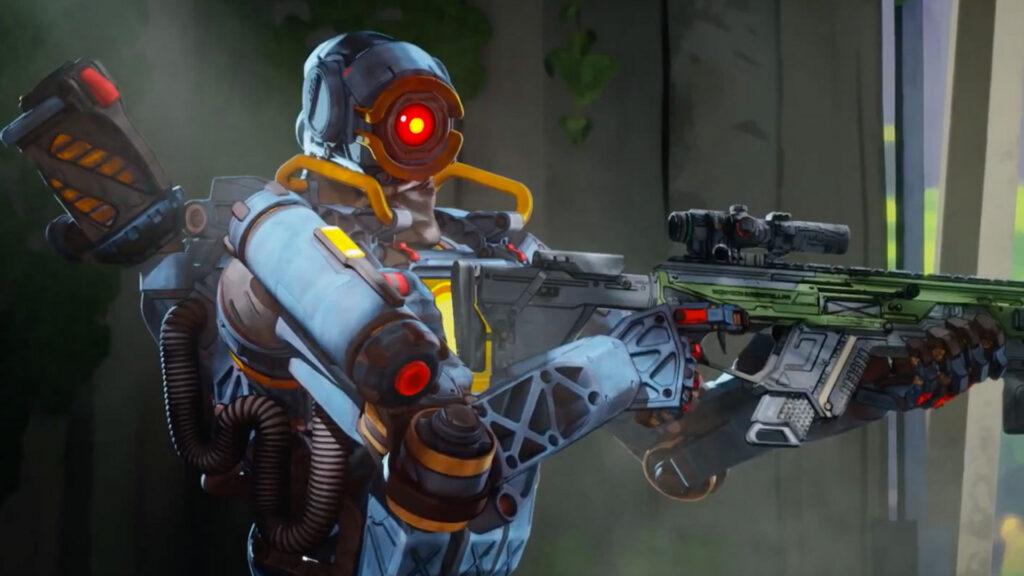 Apex Legends:individuato flusso di dati inerenti ad una nuova arma in Teoria del Caos