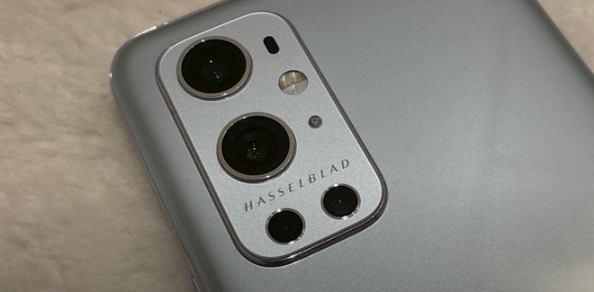 Fotocamera Oneplus 9 by Hasselbland