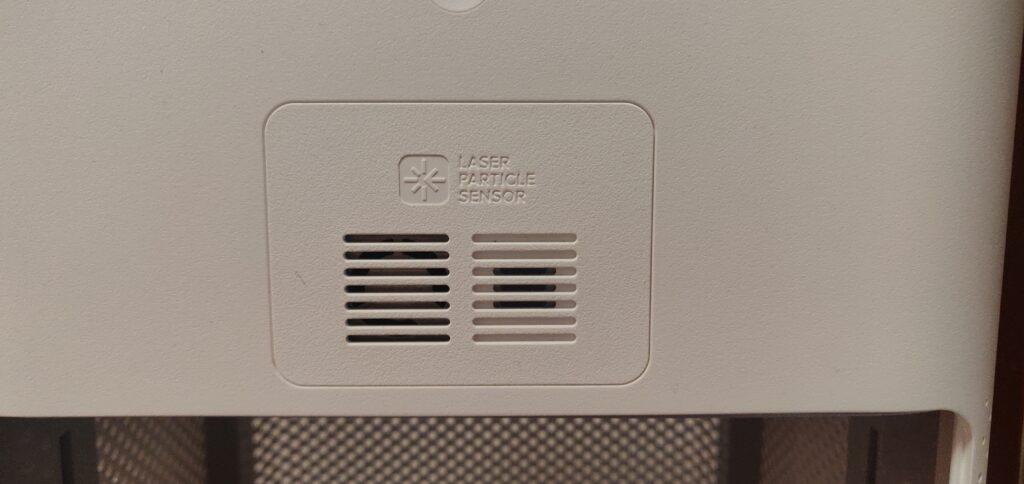 Xiaomi Mi Air Purifier 3H Sensore laser