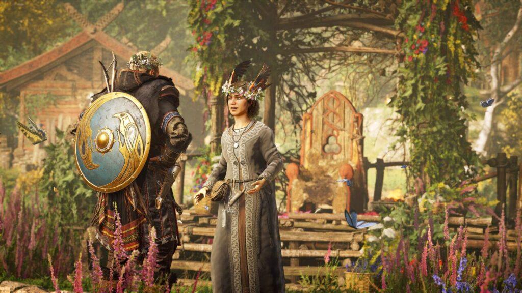 Assassin's Creed Valhalla Festival di Ostara