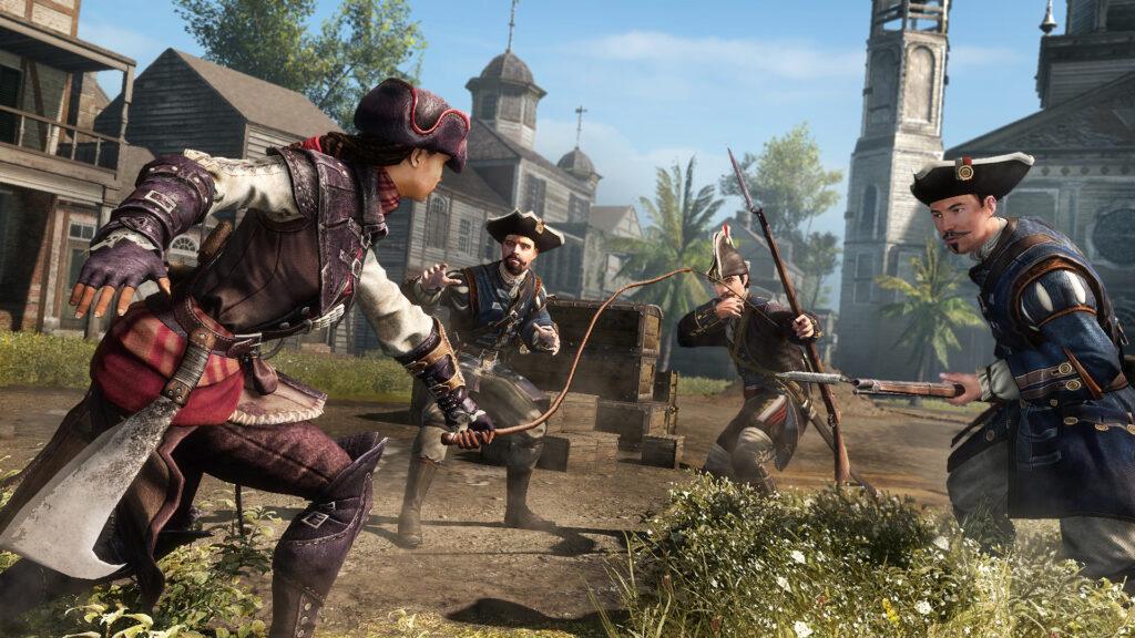 Assassin's Creed Liberation arriva sui dispositivi iOS e Android