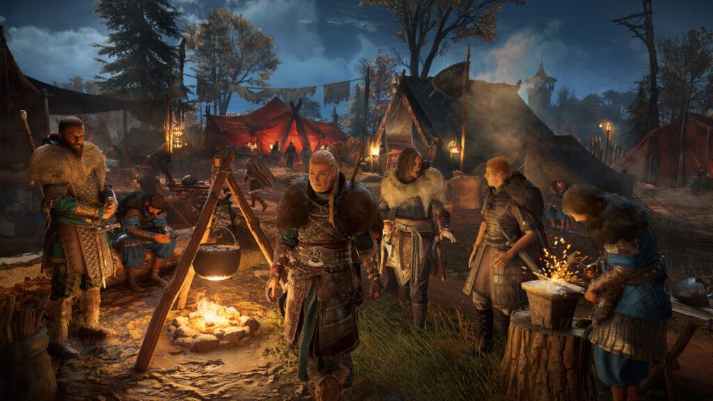 Assassin's Creed Valhalla nuovo update