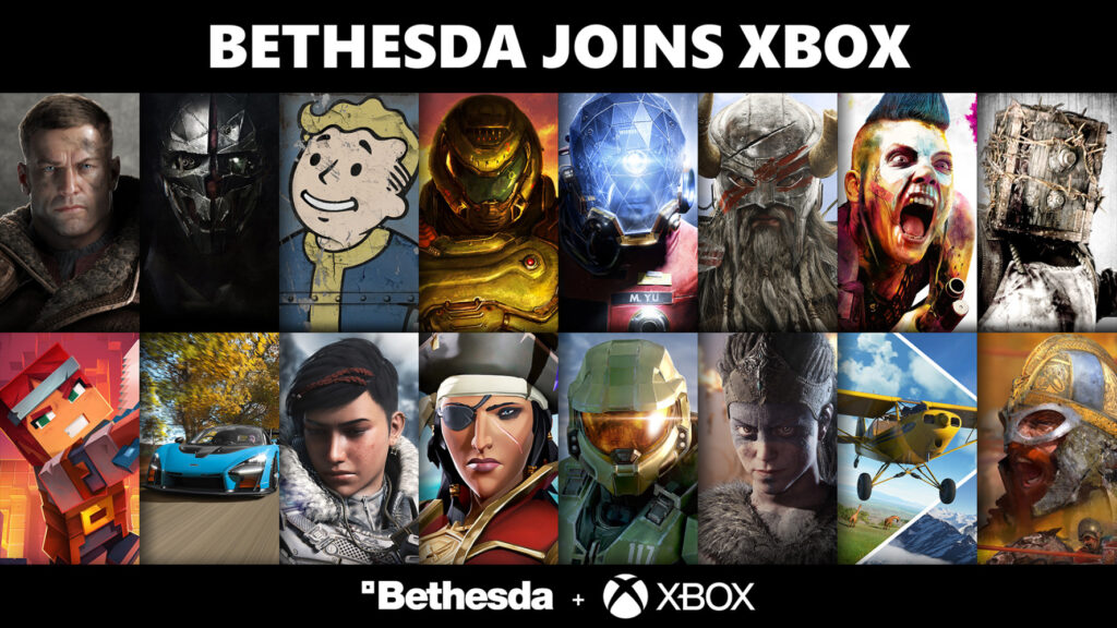 Bethesda Softworks Microsoft Xbox