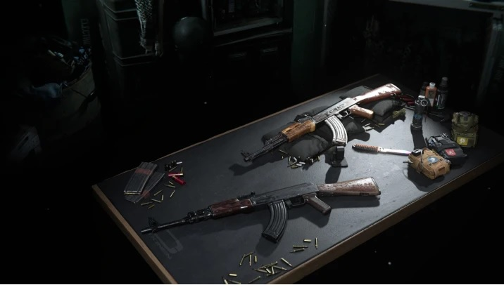 Call of Duty Black Ops Cold War weapons