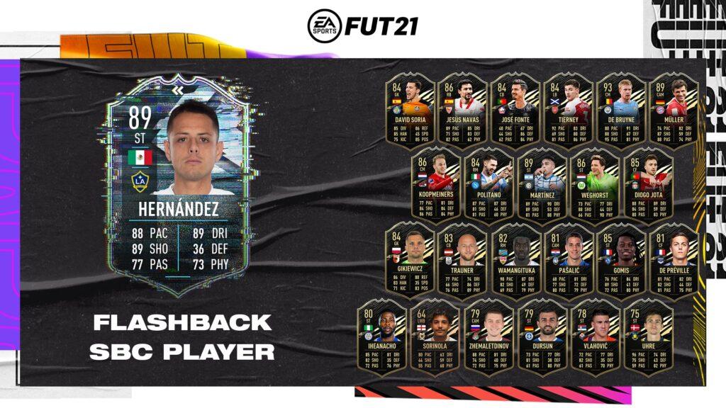 Hernandez Flashback SBC - FIFA 21 Ultimate Team FUT