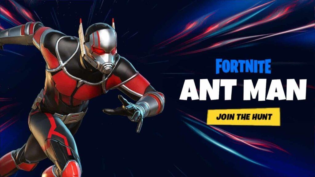 Fortnite Ant-Man stagione 5