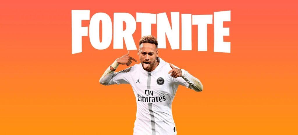 Fortnite stagione 6 Neymar numero 10