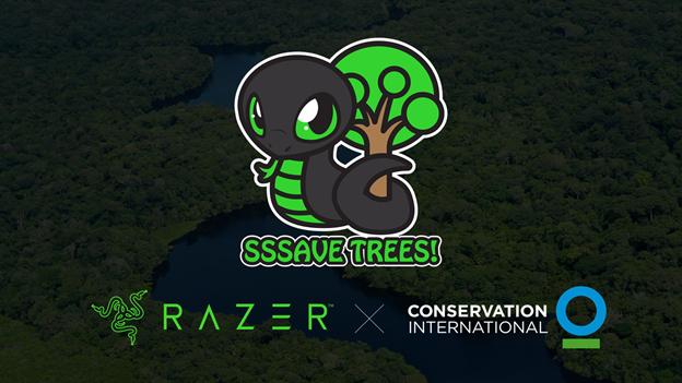 Razer X Conservation international