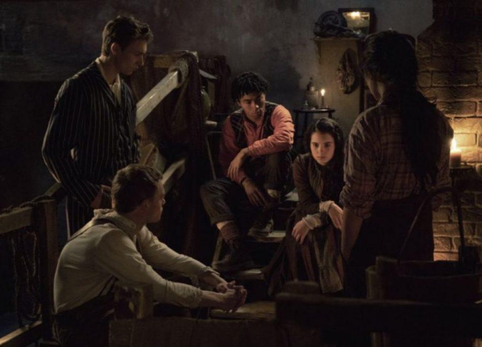 Gli Irregolari di Baker Street: recensione