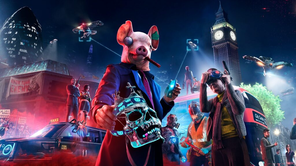 Watch Dogs Legion Ubisoft annuncia il ritardo per la modalità multiplayer