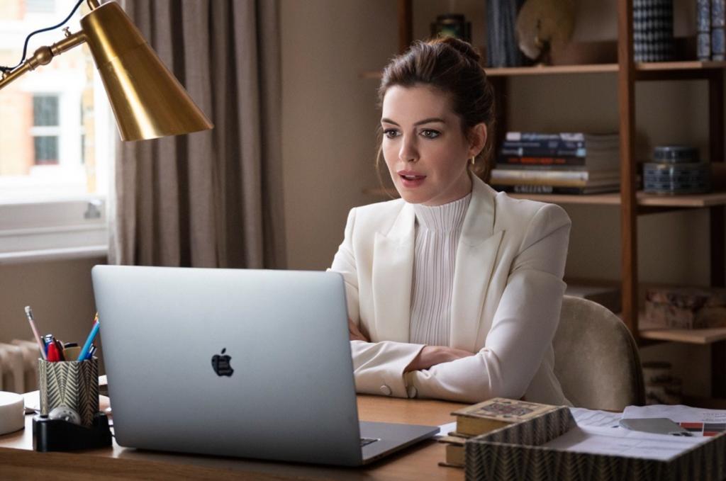 Locked Down - Anne Hathaway