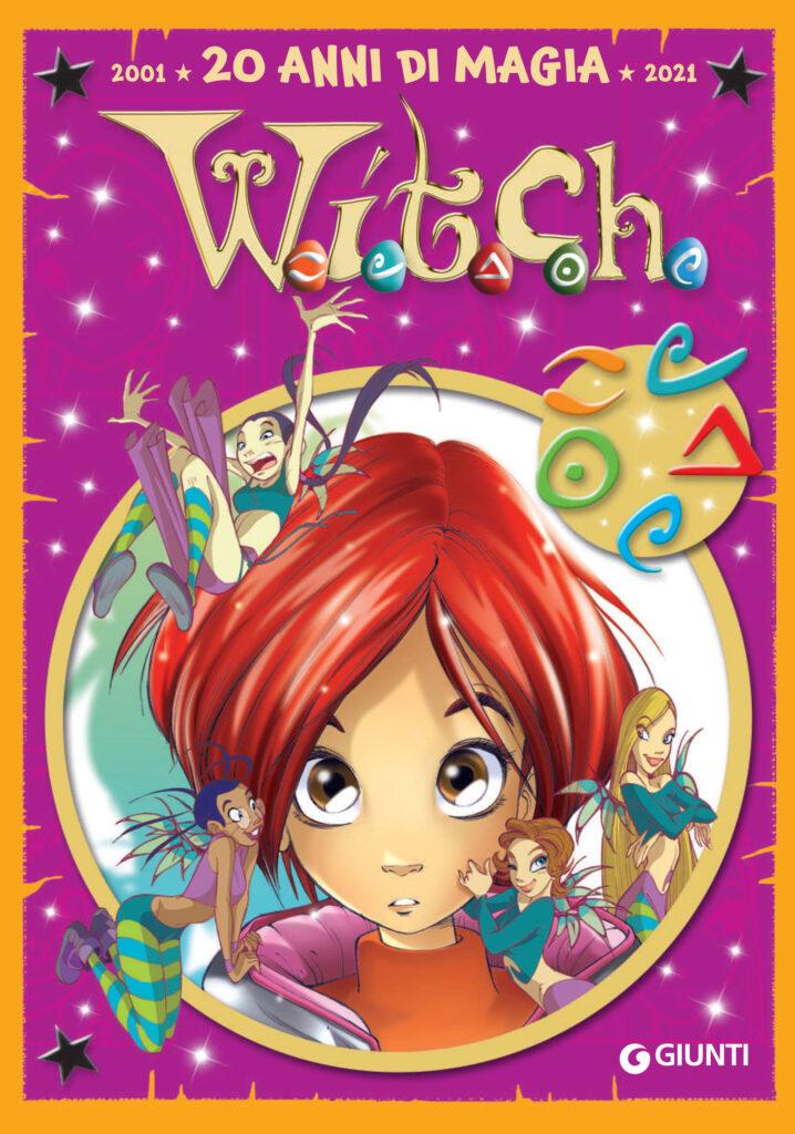 W.I.T.C.H. Giunti Editore