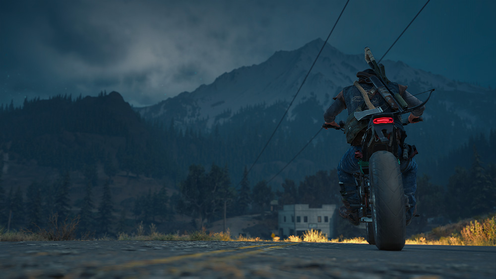 Days Gone scatto editoriale 2