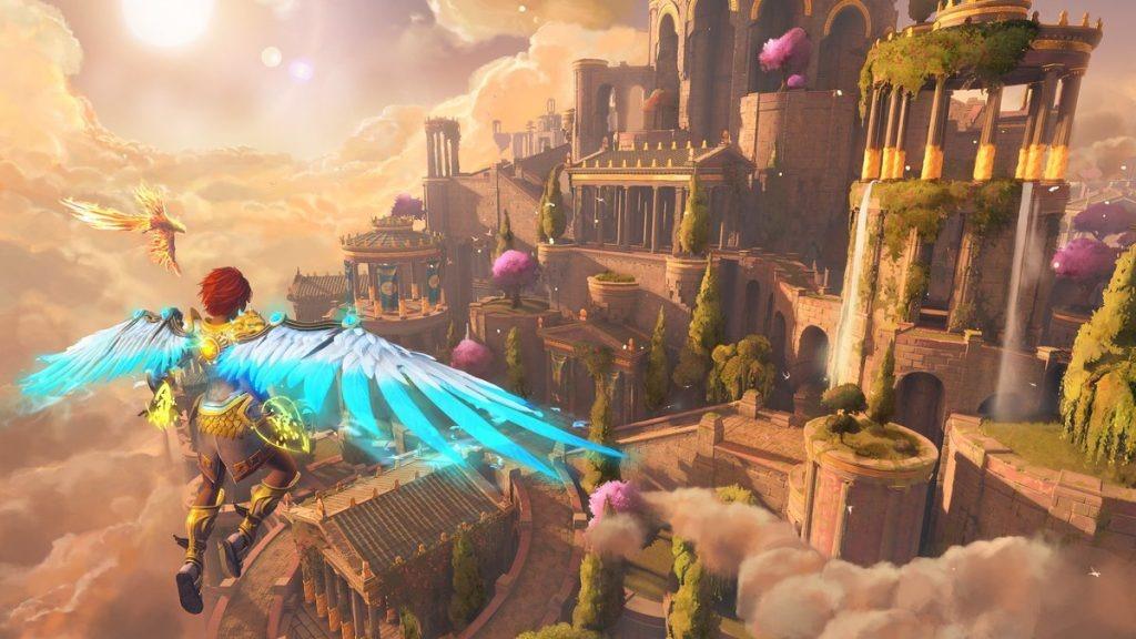 Immortals Fenyx Rising Una nuova divinità DLC - Season Pass