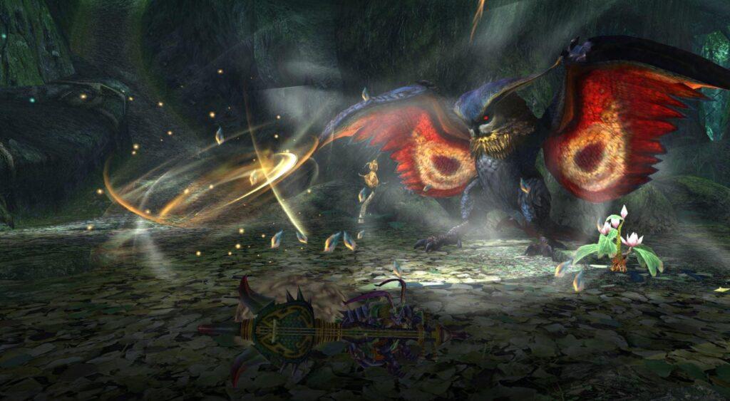 Monster Hunter Rise editoriale mostri immagine  2