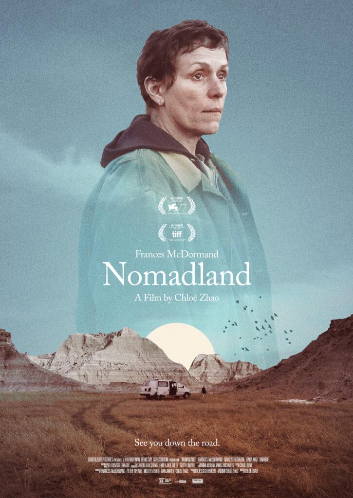 Nomadland - Frances McDormand