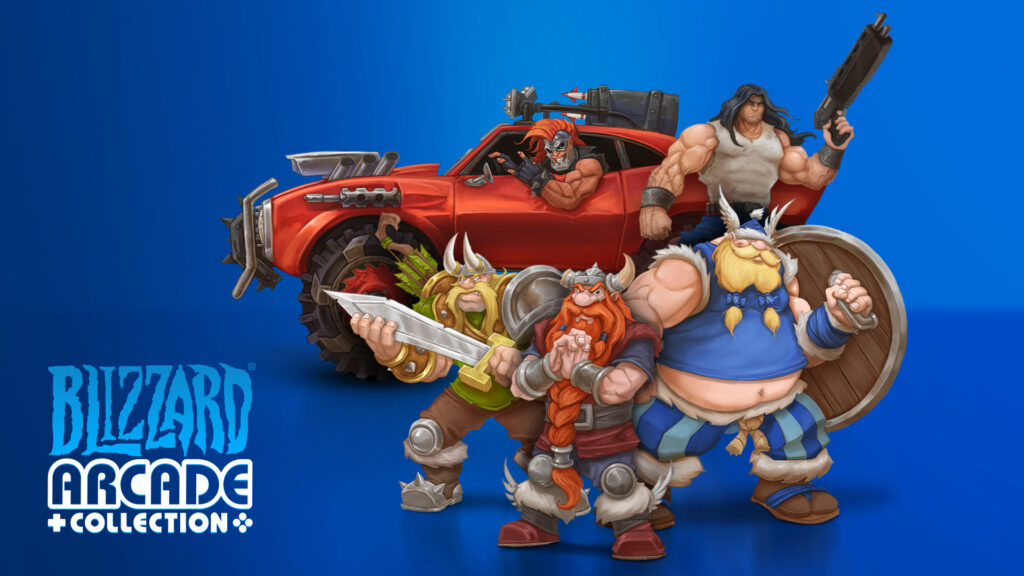 Blizzard Arcade Collection Lost Vikings 2