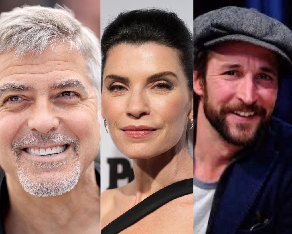George Clooney, Julianna Margulies e Noah Wyle E.R. Medici in prima linea NBC