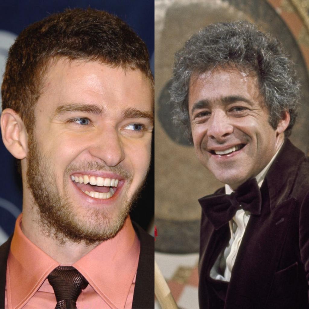 Justn Timberlake Chuck Barris Apple