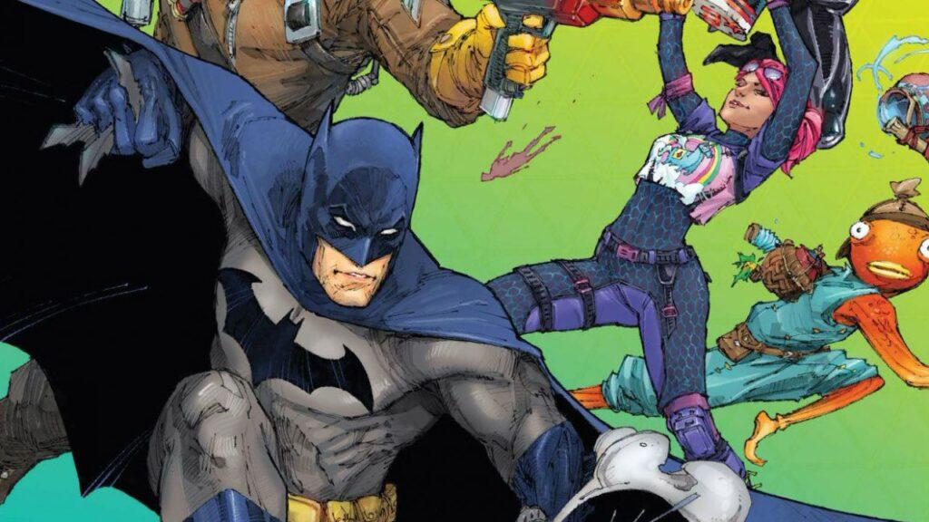 Fortnite Batman X Punto Zero piccone