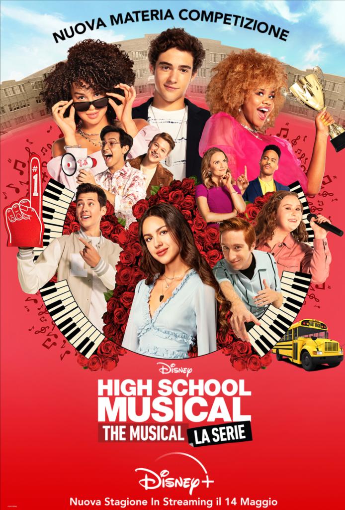 High School Musical: The Musical - La Serie 2