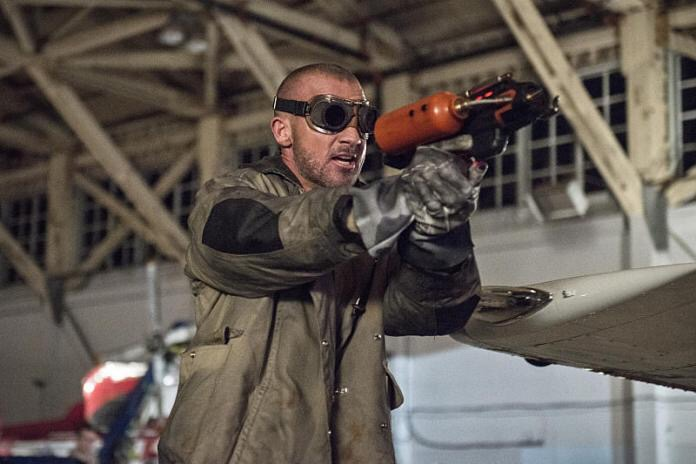 DC's Legends of Tomorrow the Cw Dominic Purcell