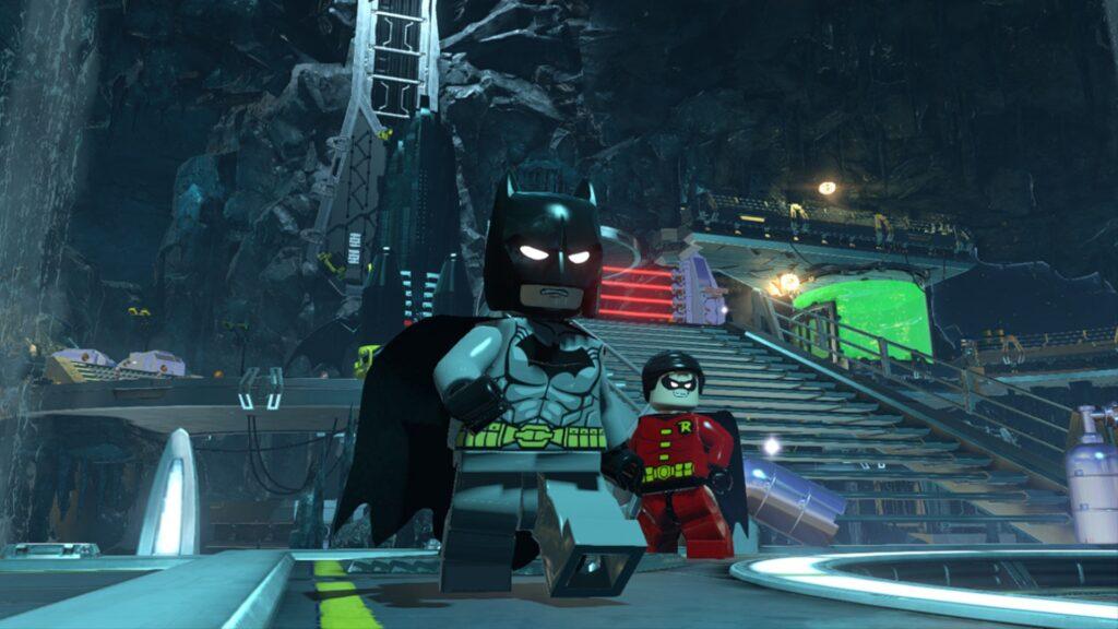 Lego Batman Xbox