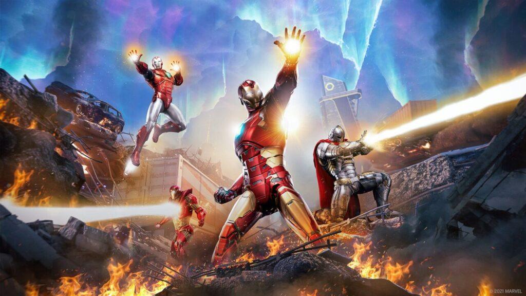 Marvel's Avengers: Anomalia Tachionica Evento