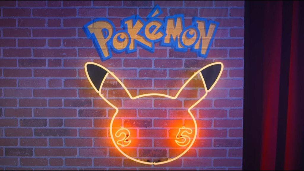 25° anniversario di Pokémon