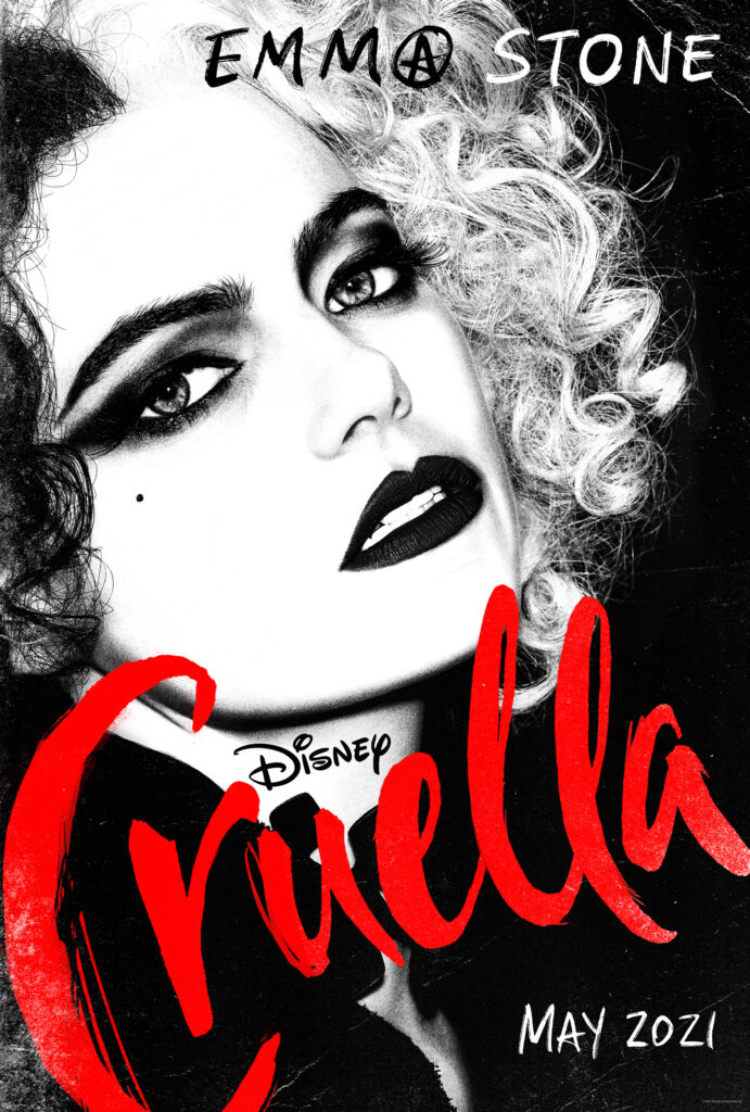 Crudelia - il live action con Emma Stone