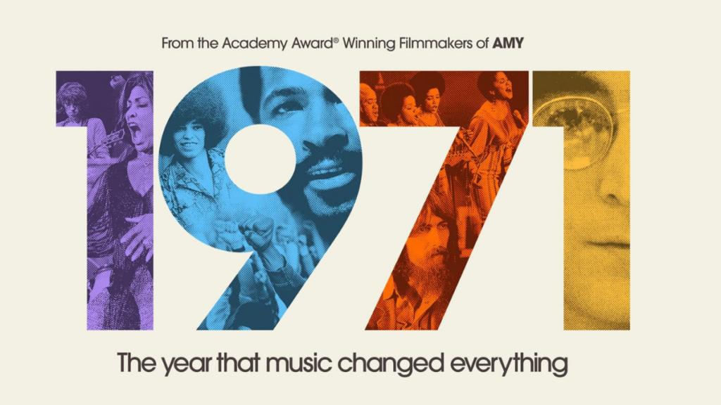 Apple Tv+ 1971: L' anno in cui la musica ha cambiato tutto